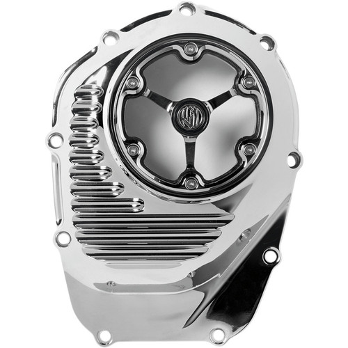 Roland Sands Clarity Cam Cover for 2017-2020 Harley M8 - Chrome
