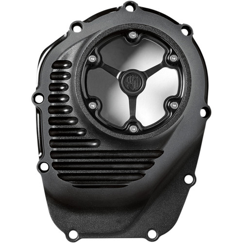 Roland Sands Clarity Cam Cover for 2017-2020 Harley M8 - Black Ops