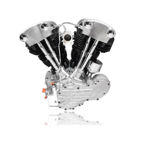 "V-Twin Knucklehead 87"" Alternator-Generator Long Block Engine"