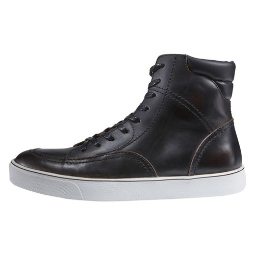 Rokker City Moto Shoes - Black
