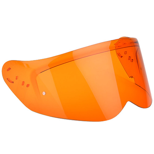 Simpson Ghost Bandit Amber Face Shield