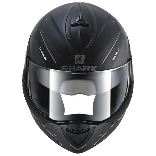 Shark Evoline 3 Modular Helmet - Hataum Matte Black