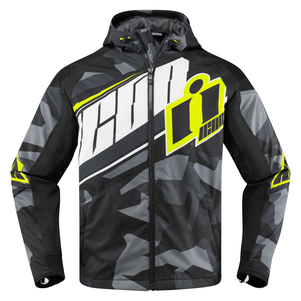 926cbbade28ce Icon Merc Deployed Motorcycle Jacket - Get Lowered Cycles