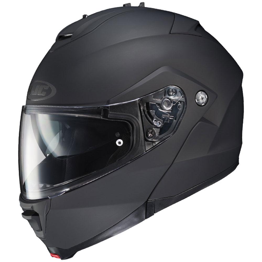 1031e3cf HJC IS-Max 2 Modular Motorcycle Helmet - Matte Black - Get Lowered ...