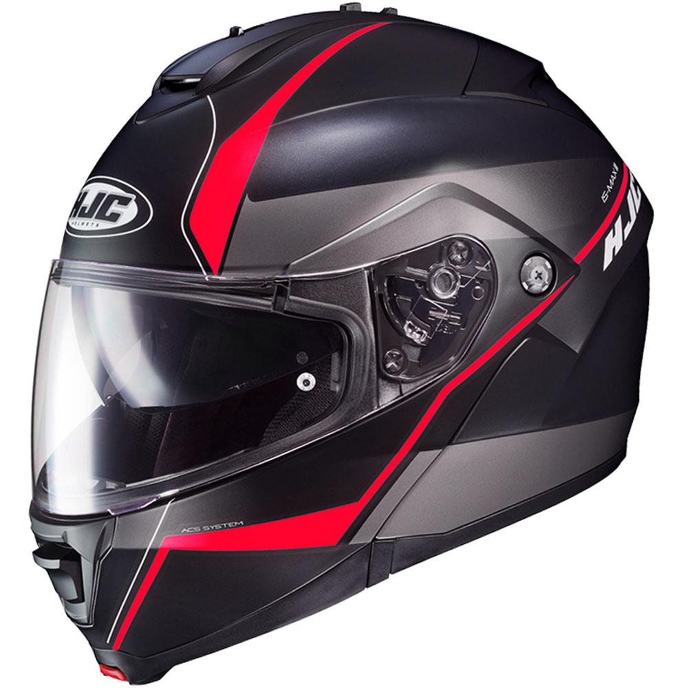 e82d0c29c72b3 HJC IS-Max 2 Mine Modular Motorcycle Helmet - MC-1SF - Get Lowered ...