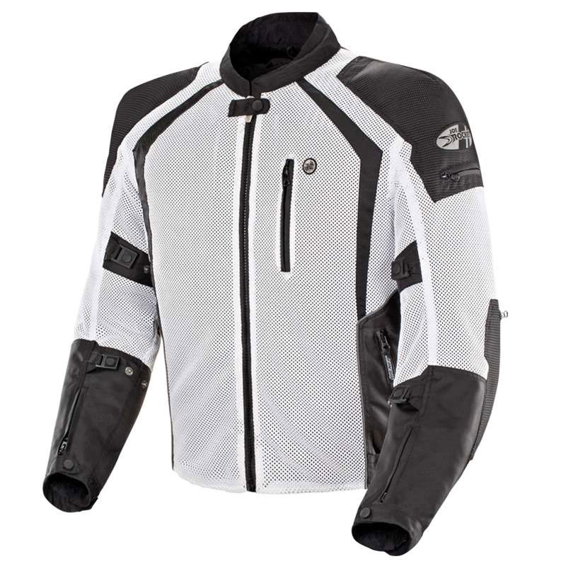catch fashion in stock Joe Rocket Phoenix Ion Mesh Jacket - White