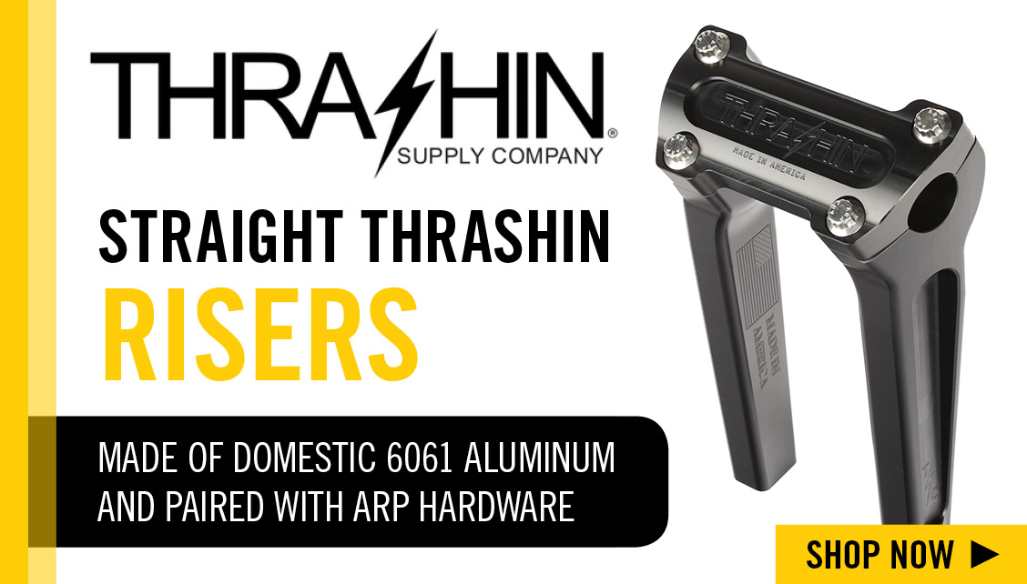 Thrashin Supply Risers