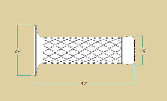 Biltwell Thruster TPV Grips