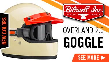 Biltwell Overland Goggles