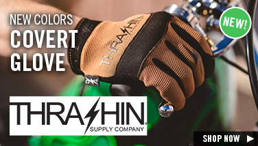 Thrashin Supply Gloves