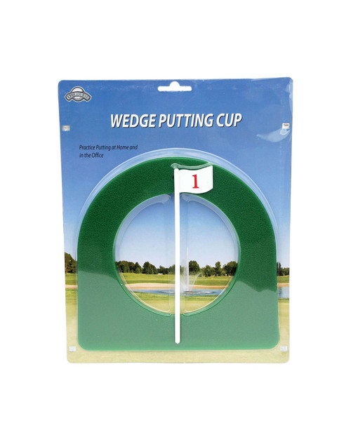 Wedge Putting Cup