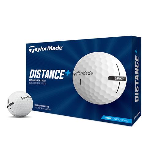 TaylorMade Distance+ Golf Balls 2021