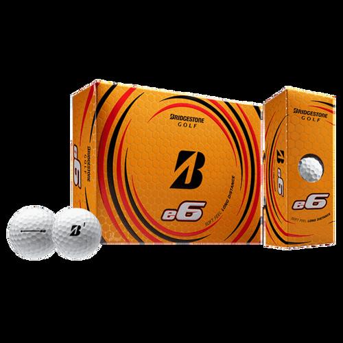 2021 E6 Golf Balls