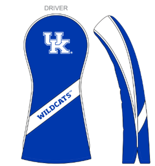 PRG University of Kentucky Driver Cover