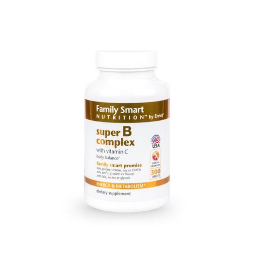 Super B-Complex with Vitamin C