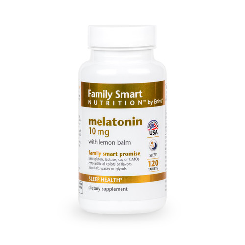 Melatonin with Lemon Balm