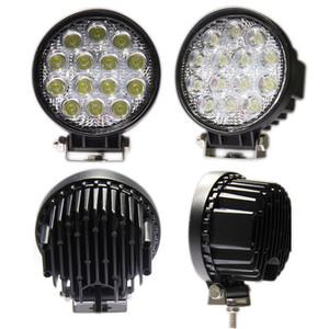 42 Watt Round (Spot)LED Work Light