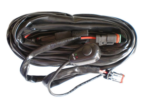 LED Work Light Wiring Harness