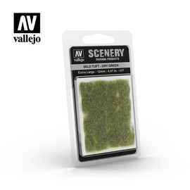 Scenery Tufts: Dry Green: Extra Large (12mm)