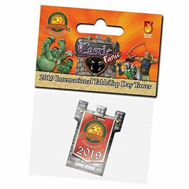 Castle Panic: 2019 International Tabletop Day Tower Promo
