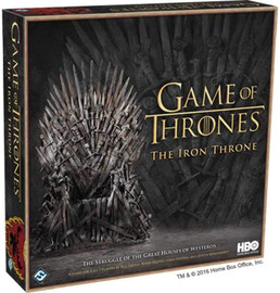 Pre-Owned: Game Of Thrones: The Iron Throne + The Wars to Come Expansion