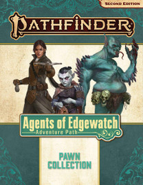 Pathfinder 2nd Edition: Agents of Edgewatch Pawn Collection