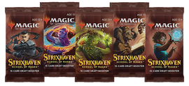 Magic: Booster Pack: Strixhaven: Draft Booster