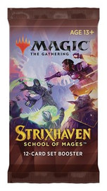 Magic: Booster Pack: Strixhaven: Set Booster