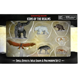 Icons of the Realms: Spell Effects: Wild Shape & Polymorph 2