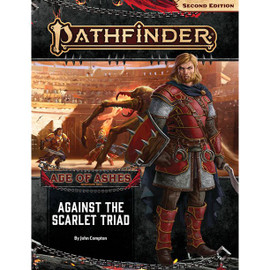 Pathfinder: Adventure Path: Age of Ashes 5: Against the Scarlet Triad