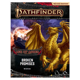 Pathfinder: Adventure Path: Age of Ashes 6: Broken Promises