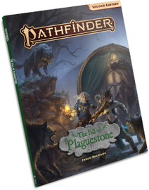 Pathfinder 2nd Edition: Standalone Adventure: The Fall of Plaguestone