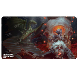 Playmat: Dungeons & Dragons: Cover Series - Waterdeep Dungeon of the Mad Mage