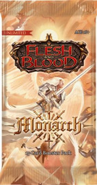 Flesh and Blood: Monarch Booster Pack