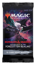 Magic: Booster Pack: Adventures in the Forgotten Realms: Draft Booster