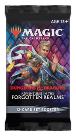Magic: Booster Pack: Adventures in the Forgotten Realms: Set Booster
