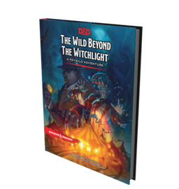 Dungeons & Dragons: 5th Edition: The Wild Beyond the Witchlight: A Feywild Adventure