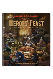 Dungeons and Dragons: Heroes' Feast: The Official D&D Cookbook