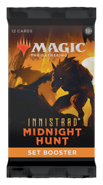 Magic: Booster Pack: Innistrad: Midnight Hunt: Set Booster
