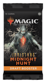 Magic: Booster Pack: Innistrad: Midnight Hunt: Draft Booster