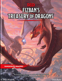 Dungeons & Dragons: 5th Edition: Fizban's Treasury of Dragons