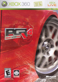 Pre-Owned: Xbox 360: PGR: Project Gotham Racing 4