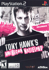 Pre-Owned: PS2: Tony Hawk's American Wasteland