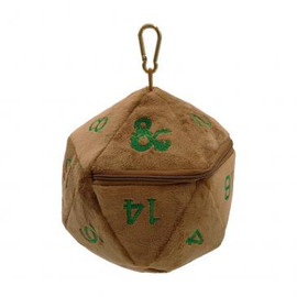 Dice Bag: Ultra Pro:  Feywild Copper and Green d20