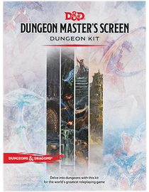 Dungeons & Dragons: 5th Edition: Dungeon Master's Screen: Dungeon Kit