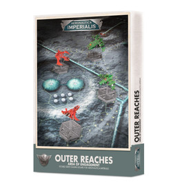 Aeronautica Imperialis: Outer Reaches: Area of Engagement Board - Product packaging