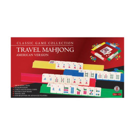 Classic Game Collection: Travel Mah Jong American Version