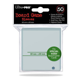 Sleeves: Ultra Pro: Special 69mm x 69mm (50 count)