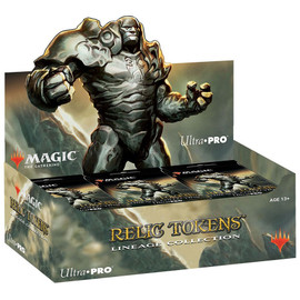 Magic: the Gathering Relic Token Lineage Collection Booster Box