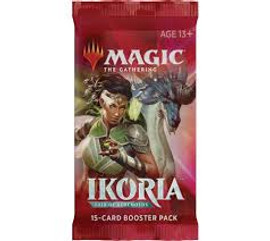 Booster Pack: Ikoria: Lair of the Behemoths (Draft Booster)